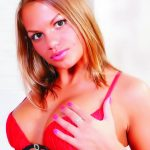 Izmir escorts girl Yuliya is frank as it is possible at all during such photo session; her skin is perfect and soft and her bra is about to unzip to your delight